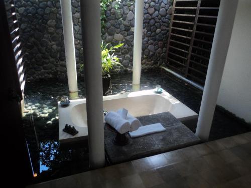 Villa - Alila Spa Villa Bathtub