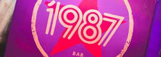 1987 Bar gay friendly bar Seville