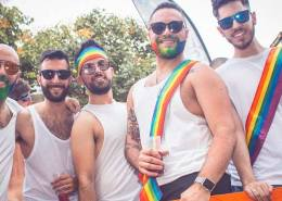 Gay Pride Seville Andalusia