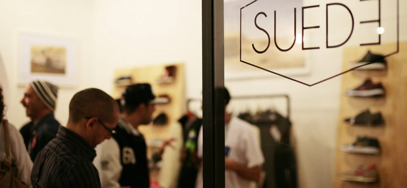 The Suede Store