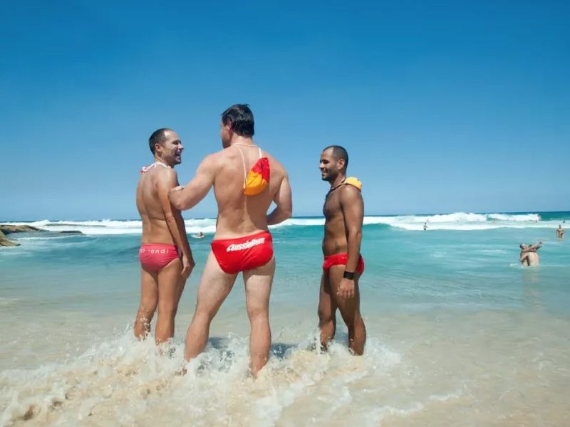 Sydney Gay Beaches
