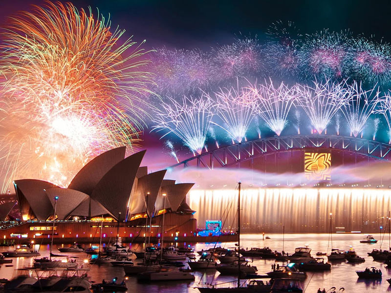 Gay Sydney new years eve