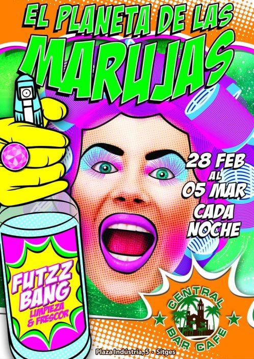 Central bar Carnival 2019
