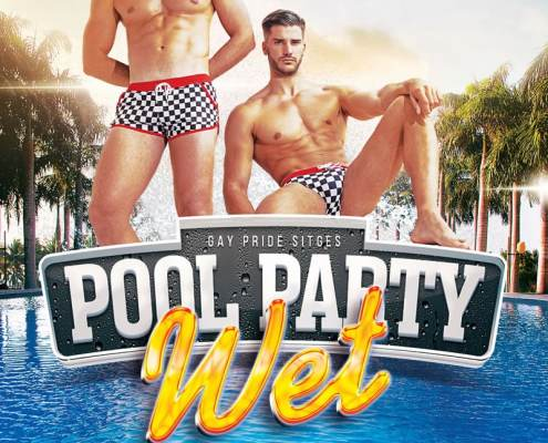 Wet The Sitges Pool Party