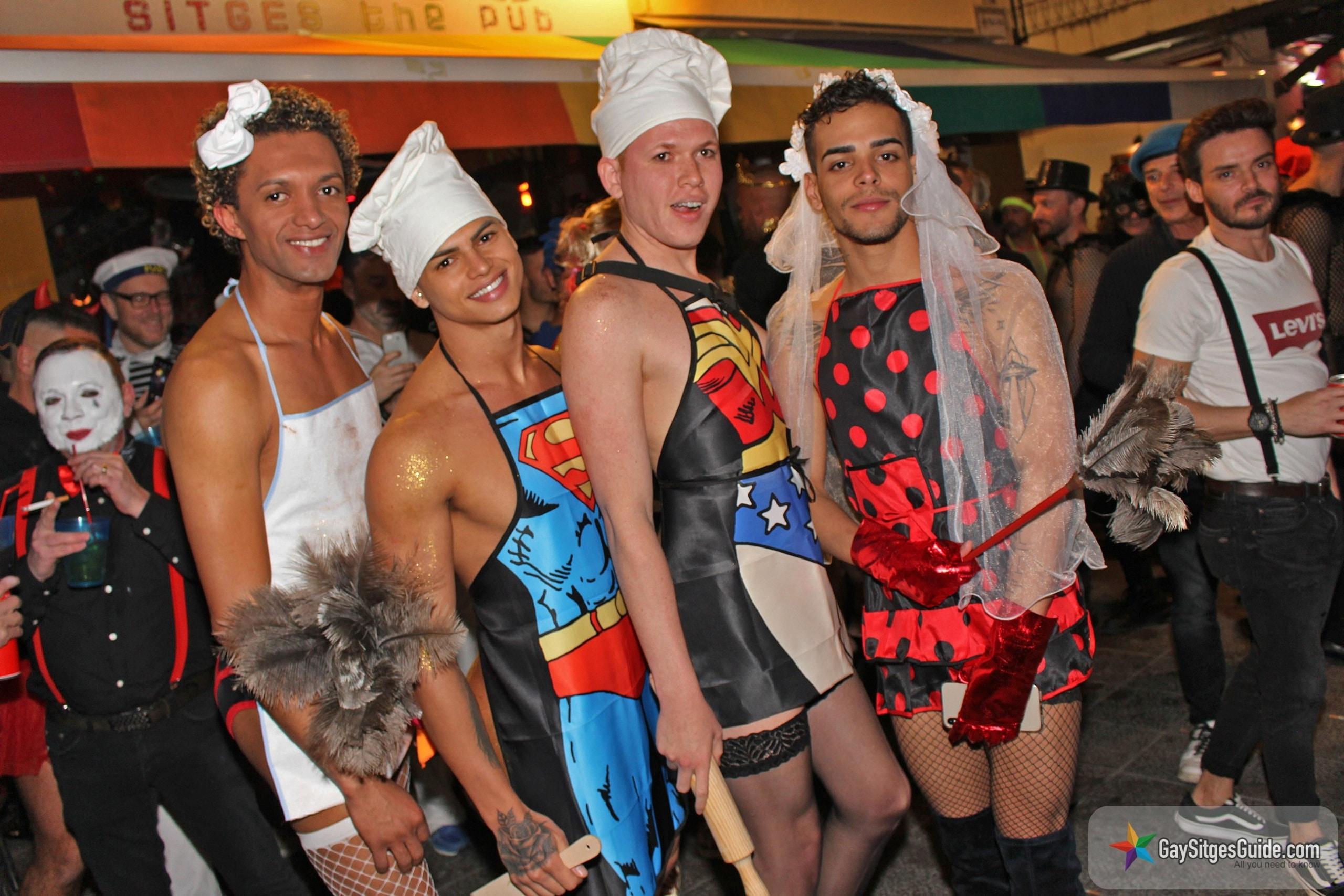 Sitges Carnival 2019