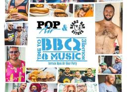 BBQ POPAIR Bears Week Sitges 2019