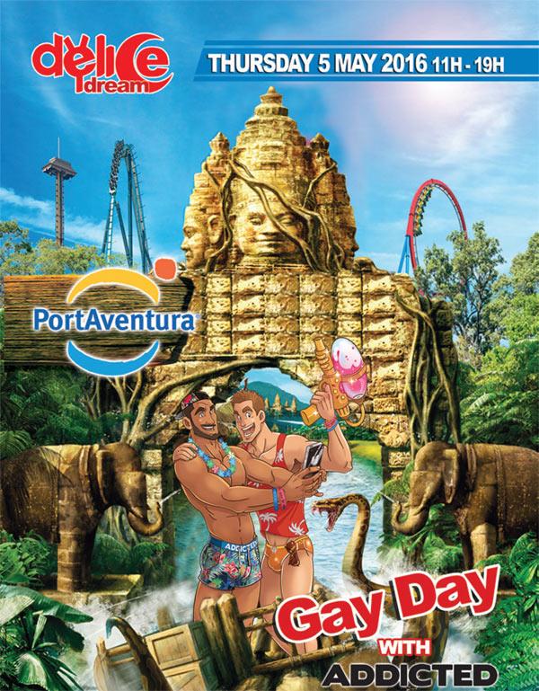 Gay Day at PortAvenutra