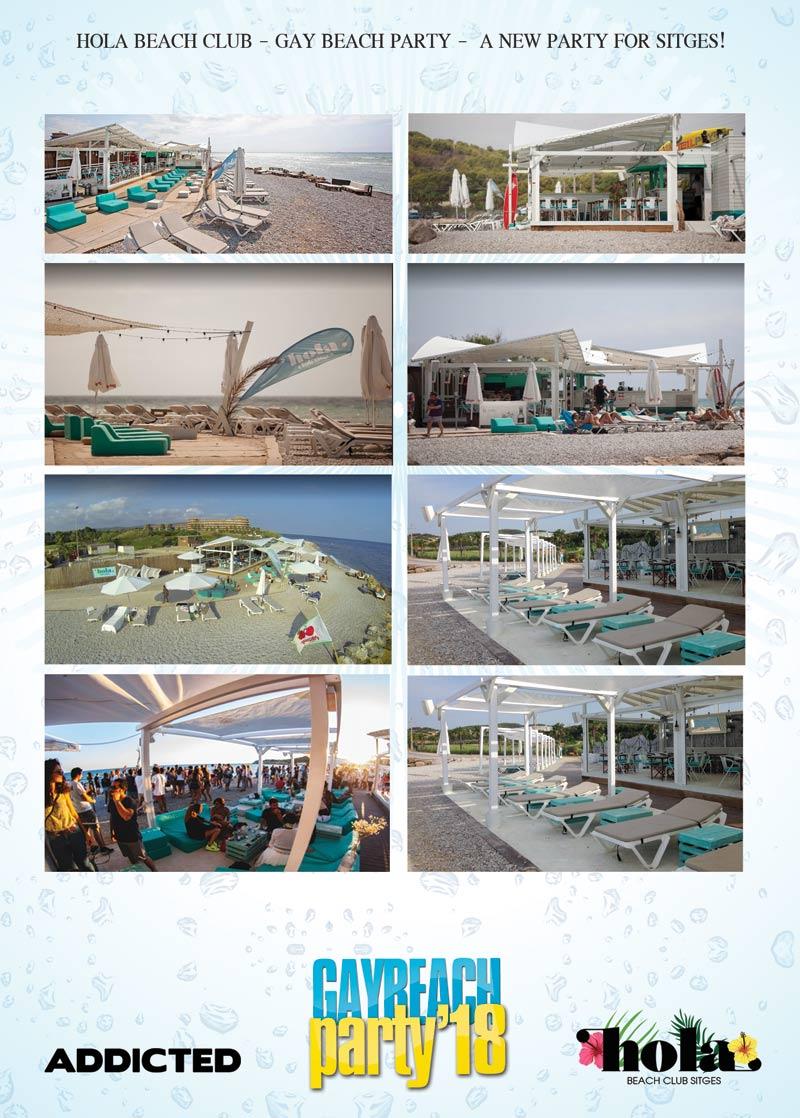 Hola Beach Club