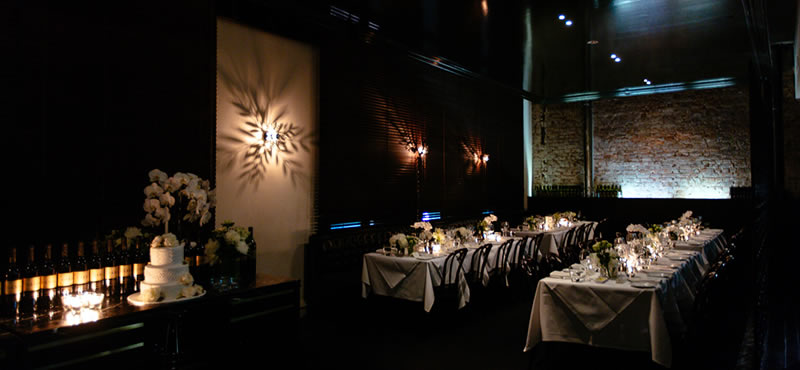 Pendolino restaurant Sydney