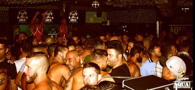 AQUA Club gay club Torremolinos
