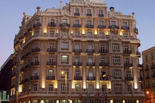 Senator Gran Vía 21 Hotel Madrid