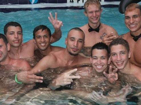 Key West Gay Pride Pool Party