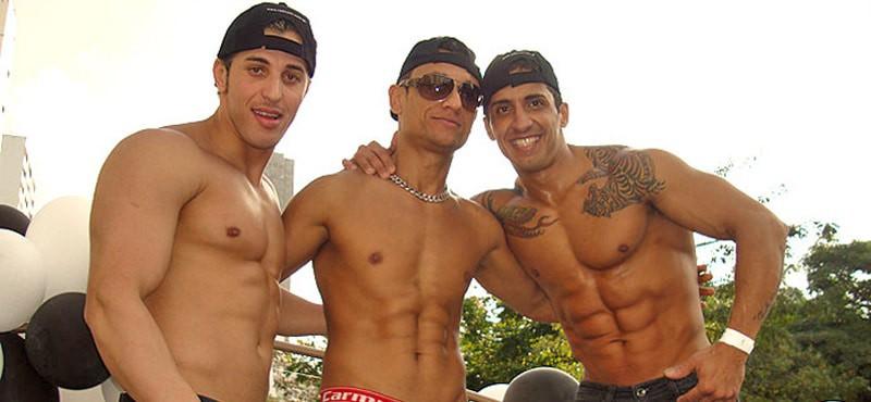 Brazilian gay partys
