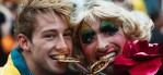 Celebrities at Sydney Mardi Gras