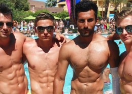 White Party Palm Springs