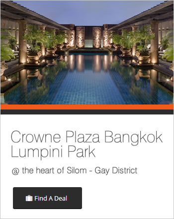 Crowne Plaza Bangkok