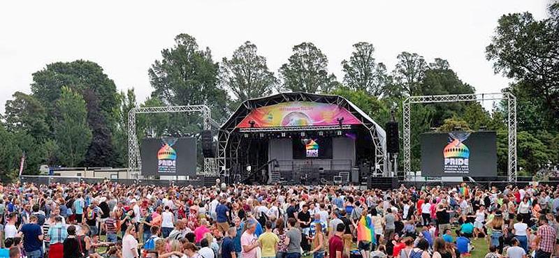 Gay party events in Brighton