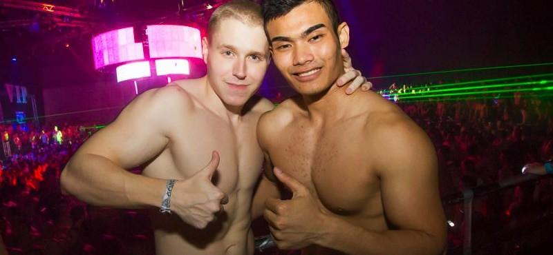 Gay galler