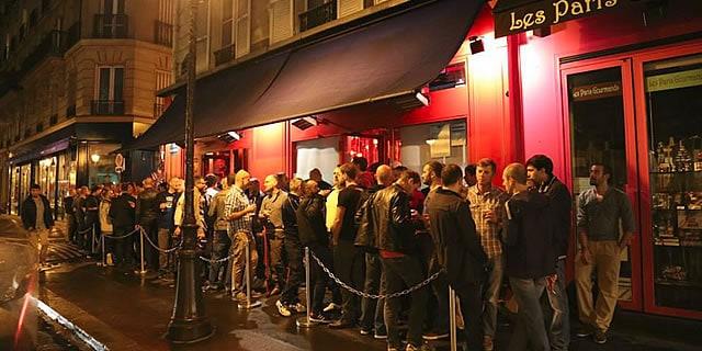 Paris Gay Crusiing Places