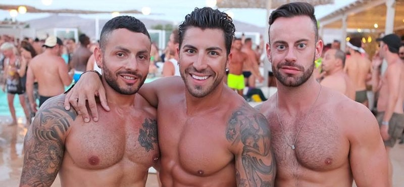hot hairy gays