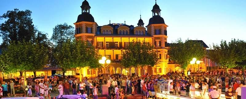 Austria Pink Lake Festival