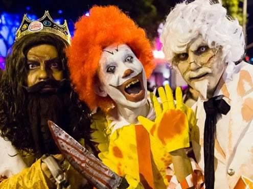 Halloween Carnival West Hollywood