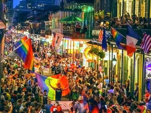 New Orleans Pride Festival