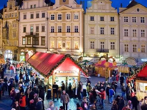 Prague Christmas Markets