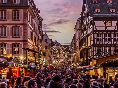 Strasbourg Christmas Markets
