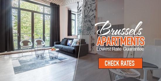 Brussels Apartment Deals
