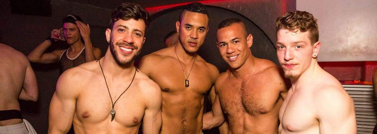 Gay Guide to Brussels