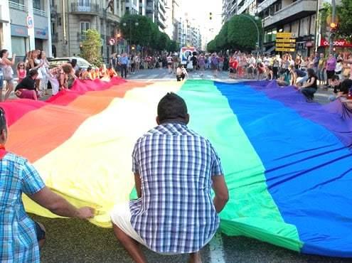 Valencia Gay Pride