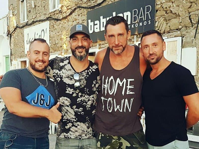 Mykonos Babylon Bar