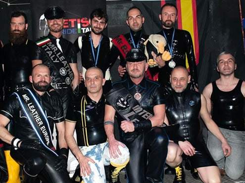Mr Rubber Italy