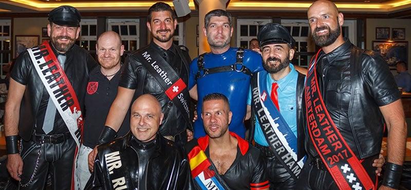Hamburg gay leather bars