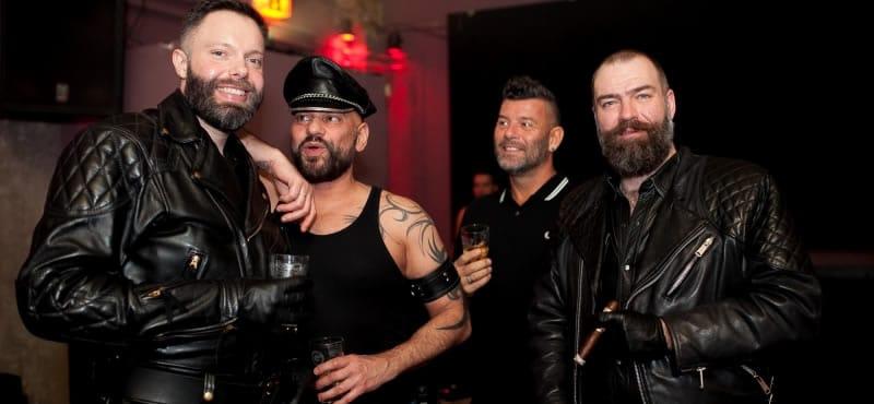 event European calendar leather gay
