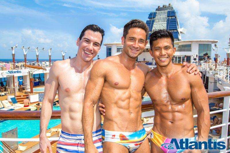 Atlantis Gay Kreuzfahrt von Rom nach Barcelona
