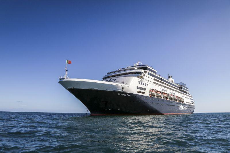 Schiff der mCruise 2022