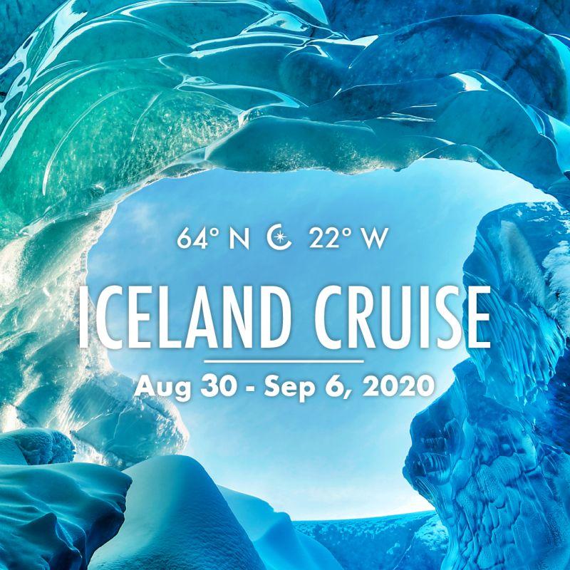 Schwule Luxus-Kreuzfahrt nach Island