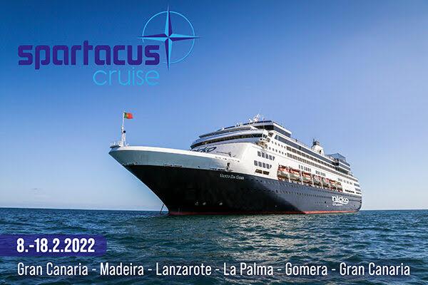 mCruise 2022 / Spartacus Cruise