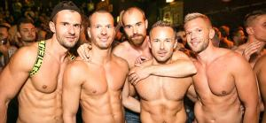 Circus Vienna Gay Party