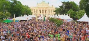 Vienna Gay Pride Village