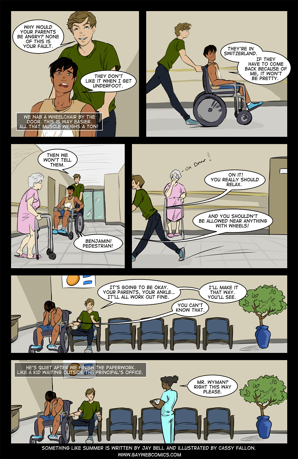 Part One – Summer – Page 022