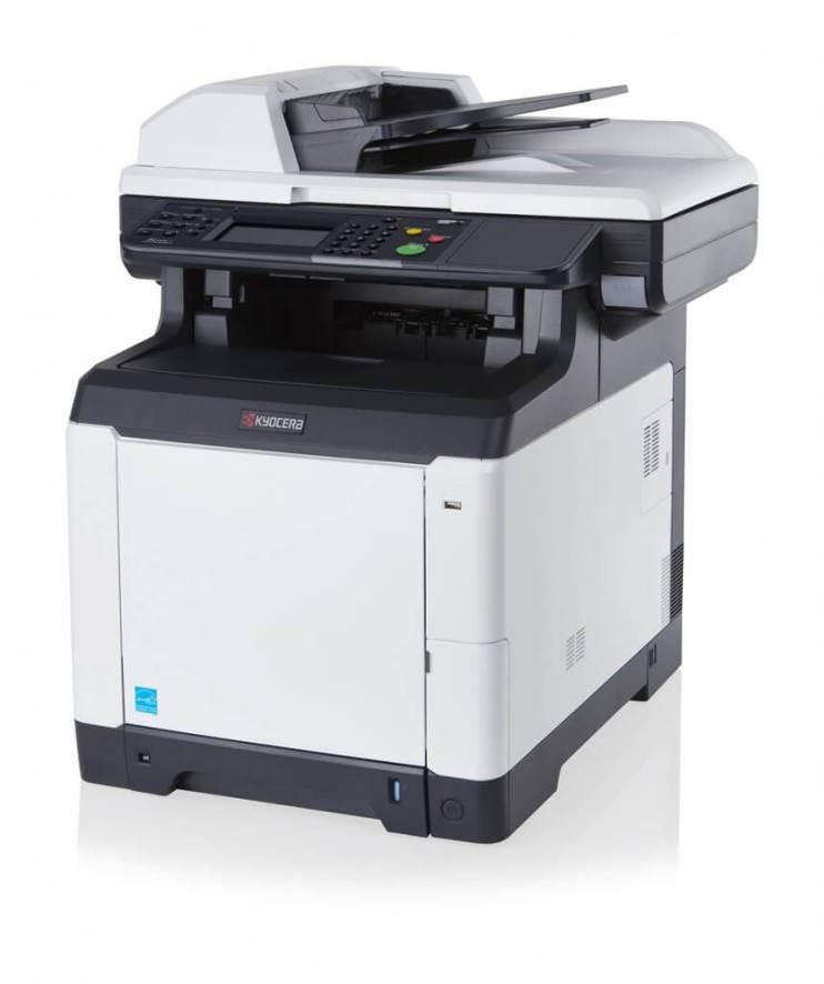 kyocera nyomtató teszt