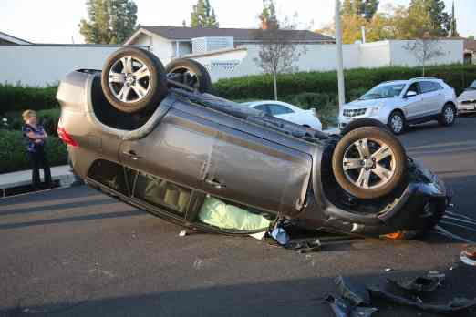 Las Vegas Rollover Car Accident Attorneys