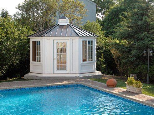 Pool Amp Cabana Design Ideas Country Lane Gazebos