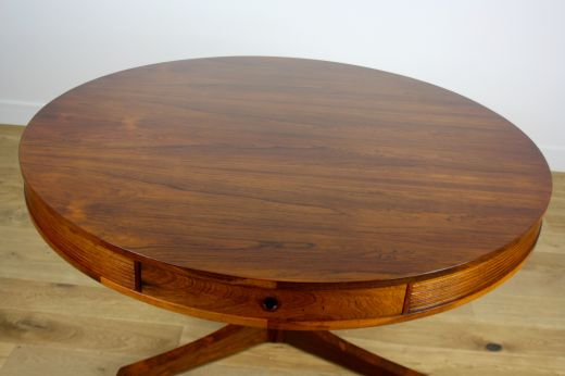 Robert Heritage Rosewood Drum Table Dinning Tables