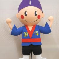 沖縄県国保連合会キャラクター イベント用マペット