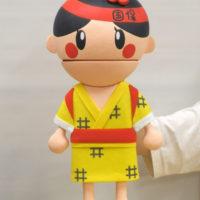 沖縄県国保連合会キャラクター CM用マペット