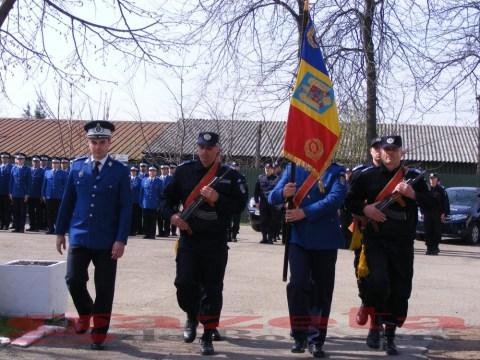 jandarmi-parada-steag-ziua jandarmeriei